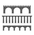 bridge vector image