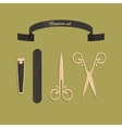 Manicure Set vector image vector image