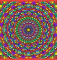 vintage mandala background vector image vector image