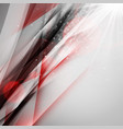 abstract background futuristic design vector image vector image