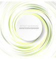 abstract color background with circles circle vector image vector image