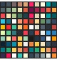Palette seamless pattern vector image vector image