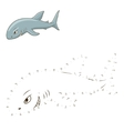 Connect the dots to draw game shark