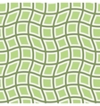 background of wavy lines with curved vector image vector image