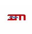 im company logo vector image vector image