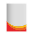 paper sheet icon image vector image