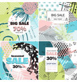 fashion sale and special offer concept card vector image