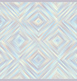 geometric abstract pattern vector image vector image
