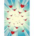 heart 10 vector image vector image