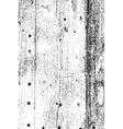 Damaged Wood vector image