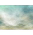 Gray skies vector image vector image