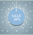 texture-snow-sale-two vector image vector image