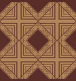 vinttage seamless pattern vector image vector image