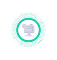 account profile report edit update glyph icon vector image vector image