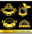 Heraldic elements vector | Price: 3 Credits (USD $3)
