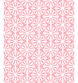 pink seamless pattern background vector image