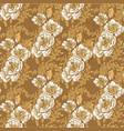 Seamless pattern vintage grunge decorative