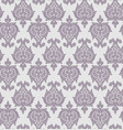 original purple decorative pattern backdrop vector image vector image