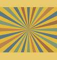 abstract background pattern color rays vector image