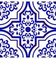 ceramic tile pattern 1 vector image vector image