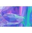 Low Poly Pattern vector image vector image