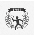 olimpics games design vector image vector image