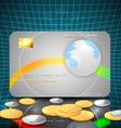 Personal loan vector image vector image
