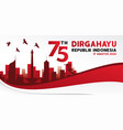 indonesia happy independence day 75th indonesian