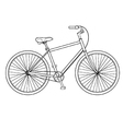 Bicycle concept vector image