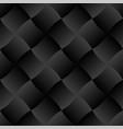 3d curve tile seamless pattern black 003