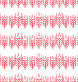 Agricultural Pattern vector image