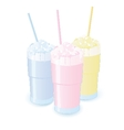 Milkshakes vector | Price: 1 Credit (USD $1)