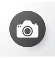 photocamera icon symbol premium quality isolated vector image vector image