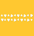 popcorn popping icon set line cinema movie night vector image