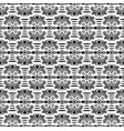 seamless stylish texture with ancient style vector image vector image