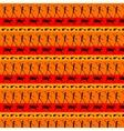 Caveman art seamless pattern vector image