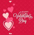 valentine 0019 vector image vector image