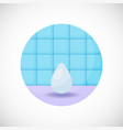 water drop flat icon