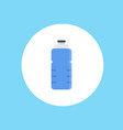 water bottle icon sign symbol vector image vector image