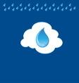 weatherset5 vector image vector image