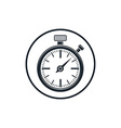 Old-fashioned pocket watch graphic Simple timer