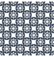 Wheel seamless pattern vector image vector image