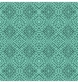 Seamless hand drawn green zenart pattern vector image vector image
