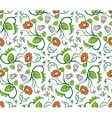 floral pattern Stock vector image vector image