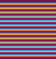 seamless pattern with small horizontal stripes vector image vector image