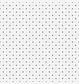 abstract seamless pattern with dots and plus signs vector image vector image