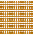halloween pattern pumpkin seamless background vector image
