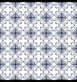 Ornament for fabric paper and other vector image vector image