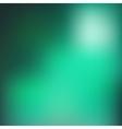 Green blur background vector image
