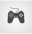 joystick icon sign symbol vector image vector image
